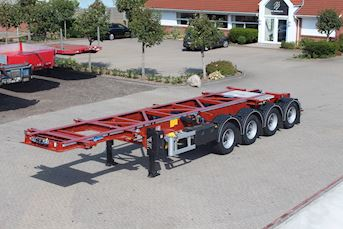 LAG 30'/20' container Chassis