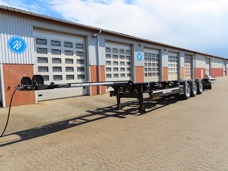 CIMC Container Chassis